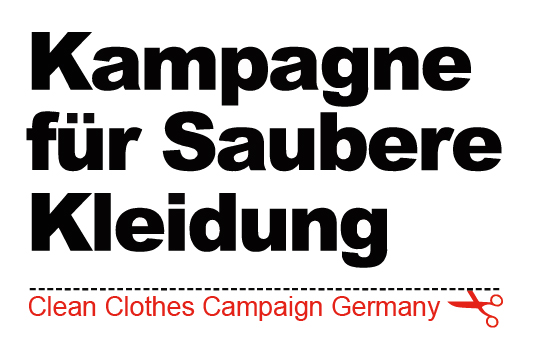 Kampagne für Saubere Kleidung | Clean Clothes Campaign Germany
