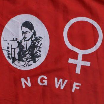 Hungerstreik Gegen Hungerlöhne Solidarität Mit Den Arbeiterinnen
